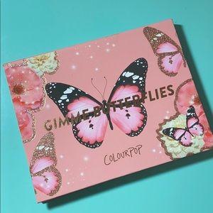 Gimme Butterflies Colourpop Palette